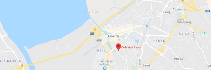 DomusVi - Mapa Dom Pedro V