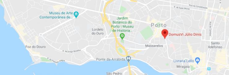 DomusVi Júlio Dinis - Localização