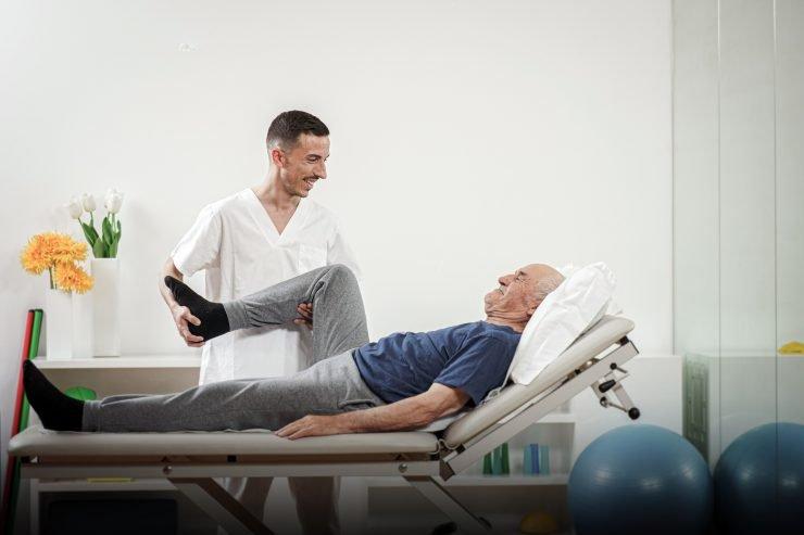 DomusVi - Reabilitação