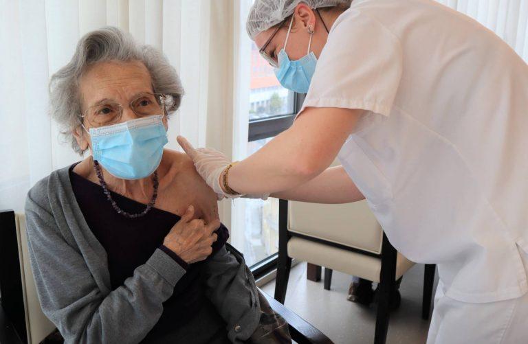 DomusVi - Vacinação Covid-19
