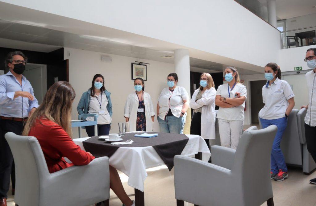 Formação Hoteleira - DomusVi Clínica da Lomba