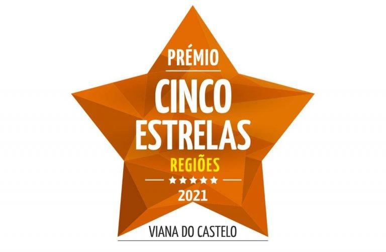 A DomusVi Villa Carolina venceu o Prémio Cinco Estrelas 2021 no Alto Minho
